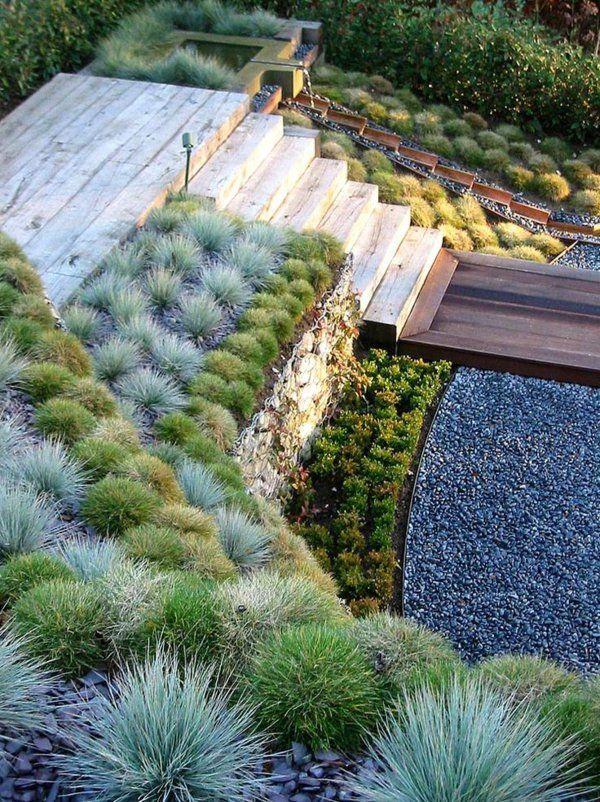 cr er le plus beau jardin avec le gravier pour all e am nagement divers pour inspiration. Black Bedroom Furniture Sets. Home Design Ideas