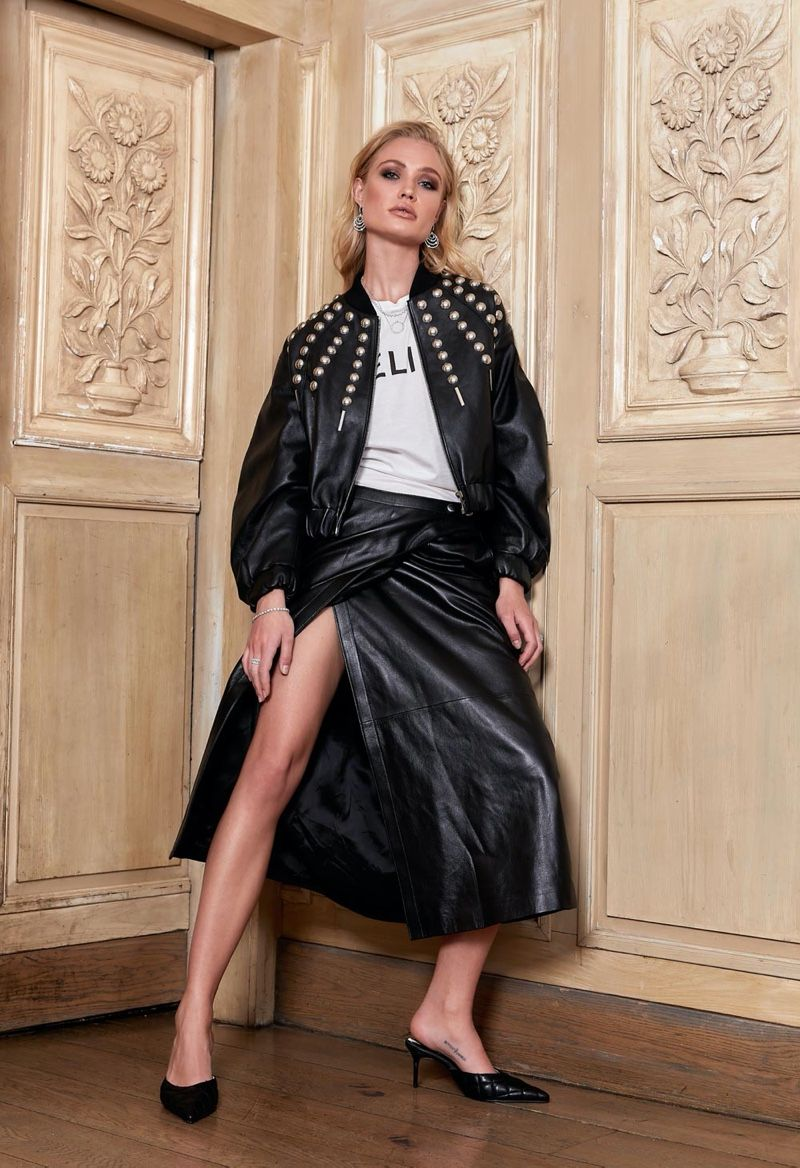 Photo of Camilla Christensen Shines for the Pages of Rox Magazine