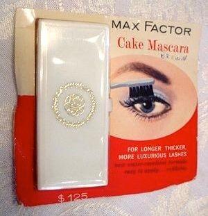 Max Factor  Cake Mascara