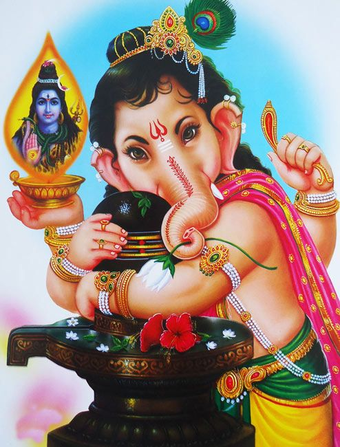 Vinayagar God Wallpapers Pillayar God Desktop Wallpapers 494 650 Pillayar Wallpapers 36 Wallpapers Adorable Wallpape Baby Ganesha Ganesha Pictures Ganesha