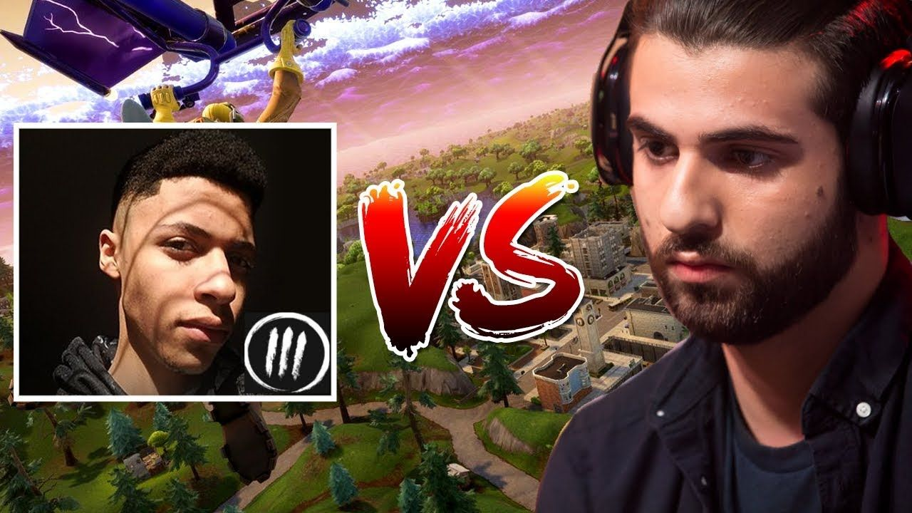 TSM Myth vs SypherPK (Fortnite Battle Royale 1v1