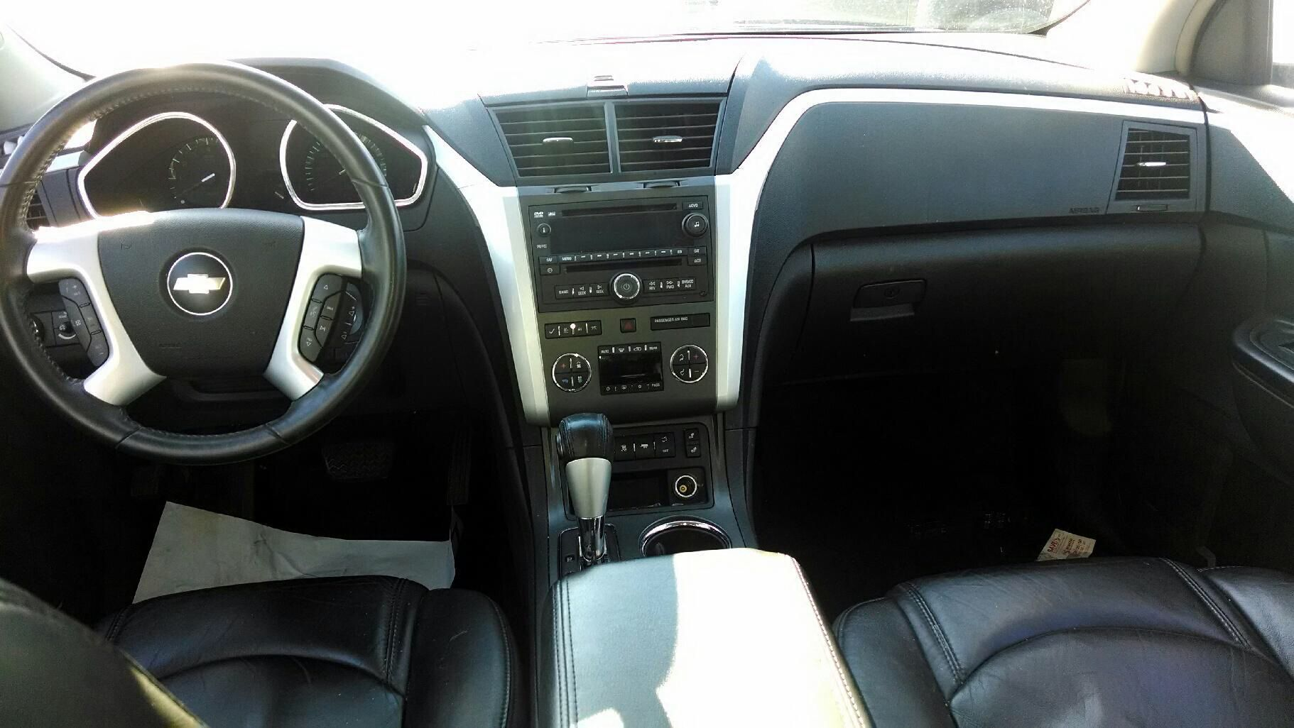 Chevy Traverse 2010 Chevy Gear Stick Steering Wheel