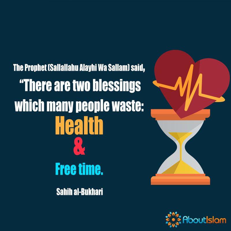 Islamic health quotes