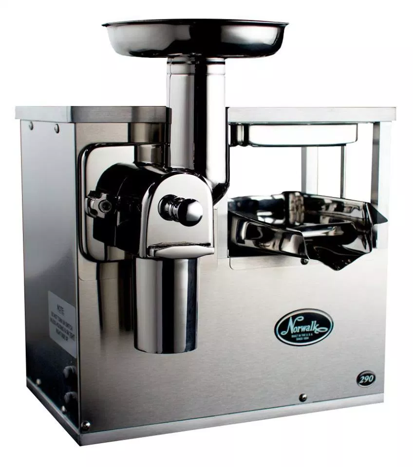 Commercial Hydraulic Juicer Stainless