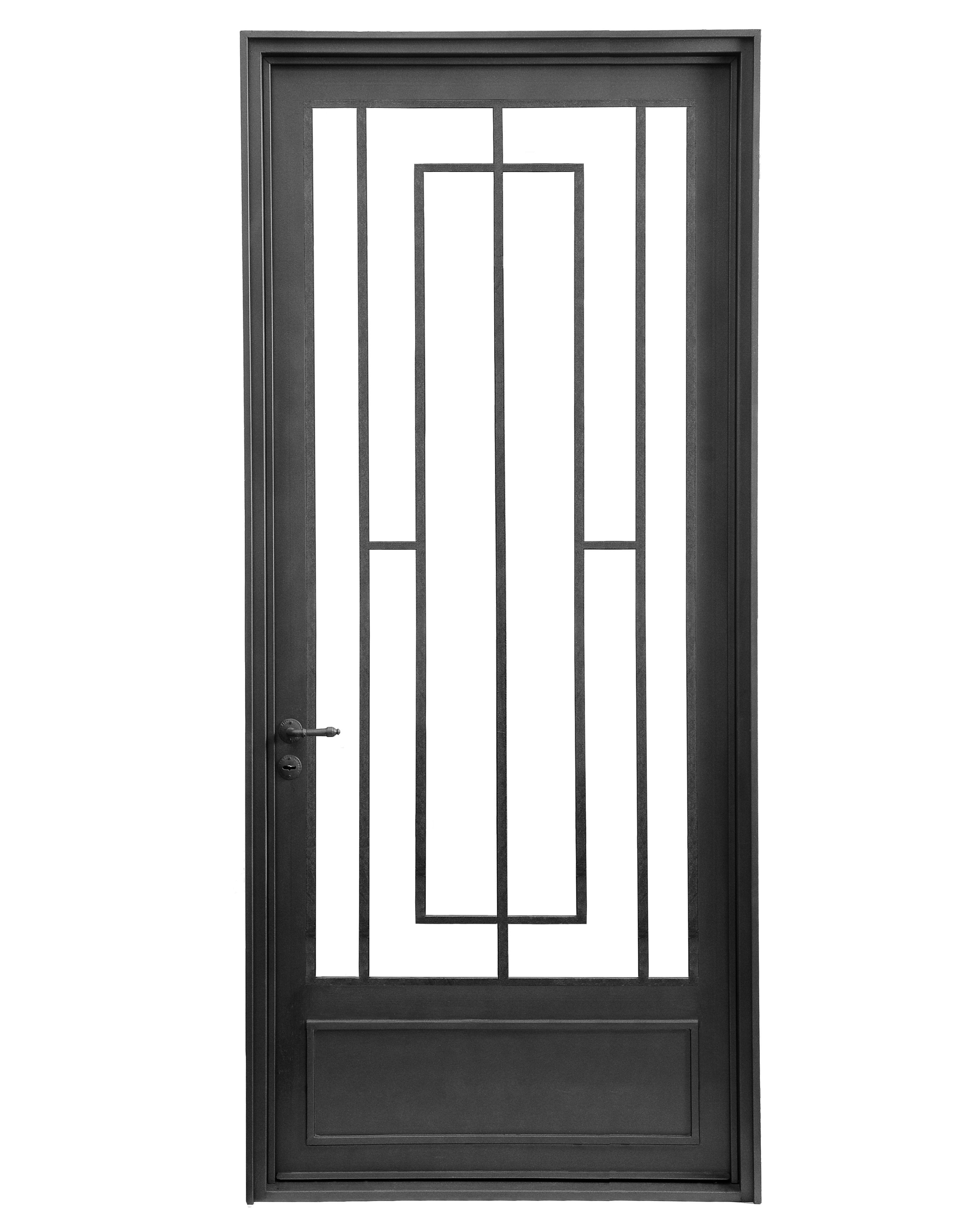 Pin By Fernando Lima On Catalogo Puertas De Entrada Del Hierro Design Iron Door Design Door Gate Design Grill Door Design