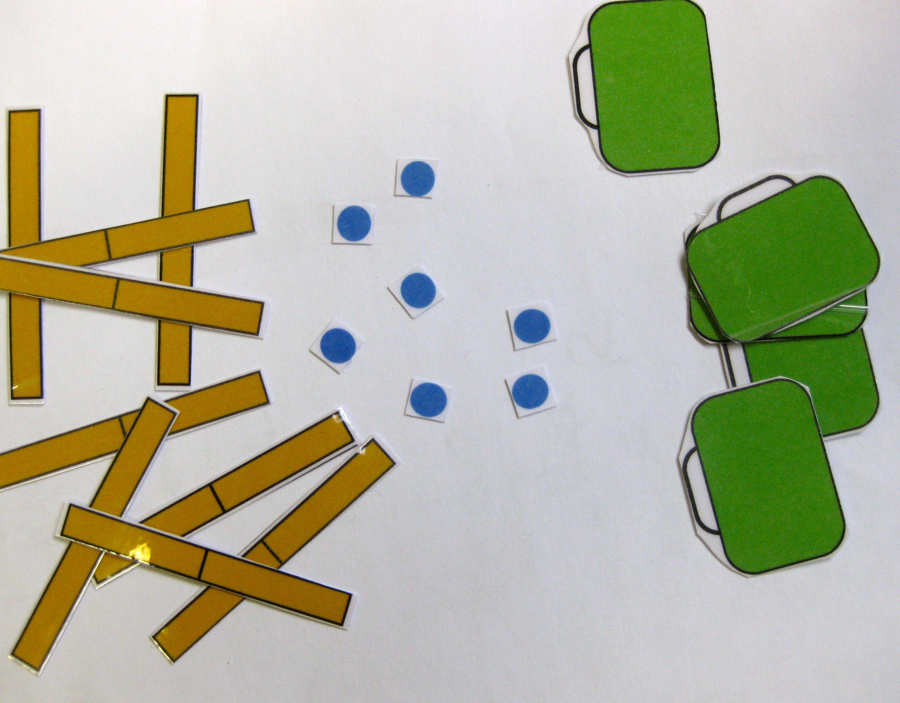 Manip - Matériel Picbille | Mathématiques | Pinterest ...
