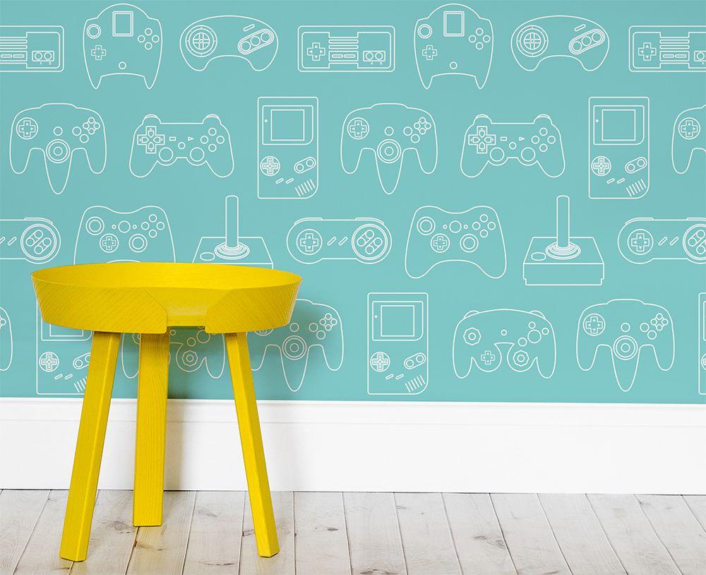 Retro Wallpaper | Funky Wallpaper | Murals Wallpap