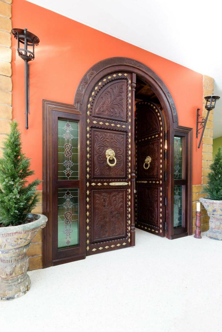Puertas De Madera Antiguas En 2019 Interiorismo Puertas De