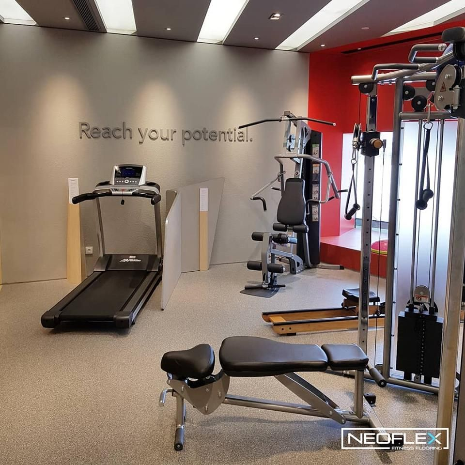 Pin by Rephouse on Neoflex 700 Series Fitness Flooring