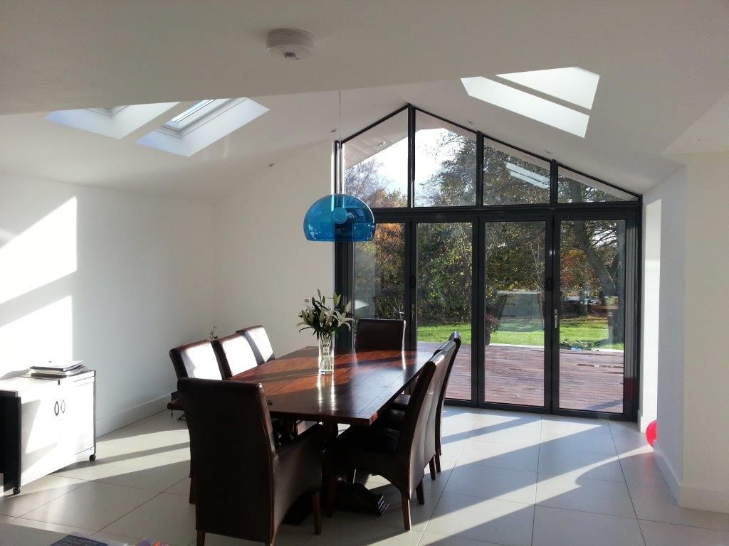 Image Result For Dining Room Extension Vaulted Ceiling