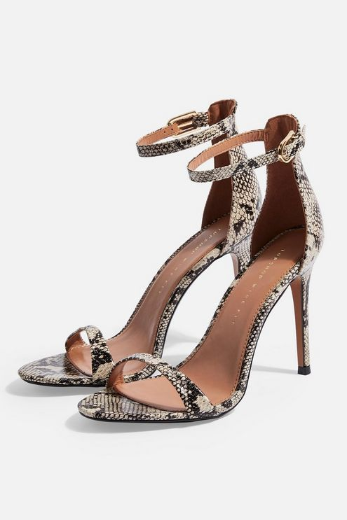 915082b96469 Womens **Wide Fit Susie Two Part Snake Sandals - Multi in 2019 ...