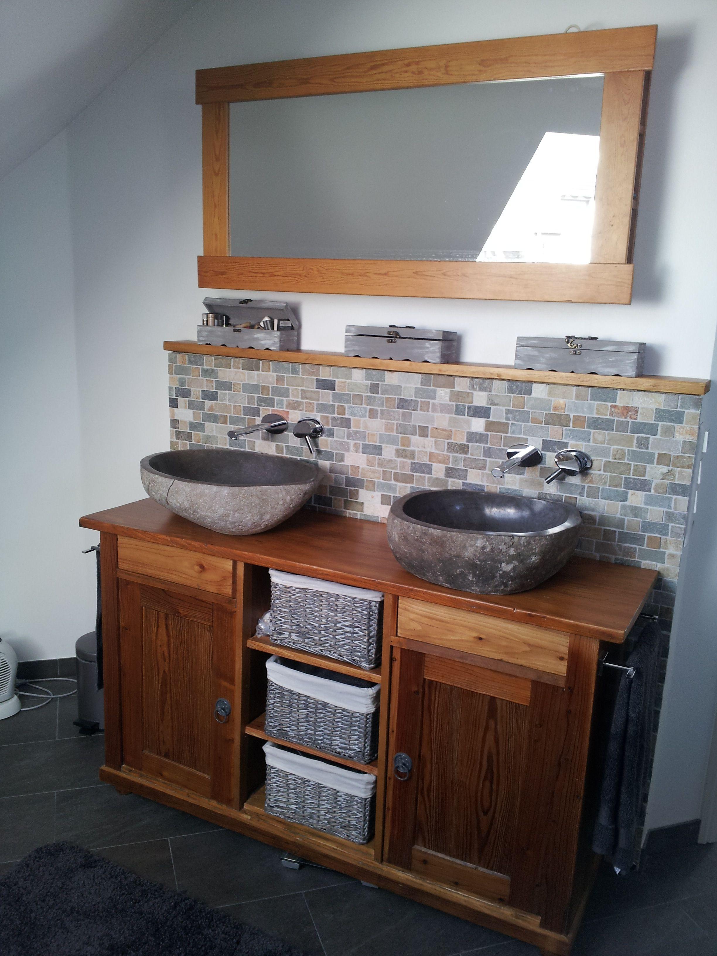 Kommode Als Waschtisch Tolle Farben Badezimmer Waschbecken Design Diy Kommode