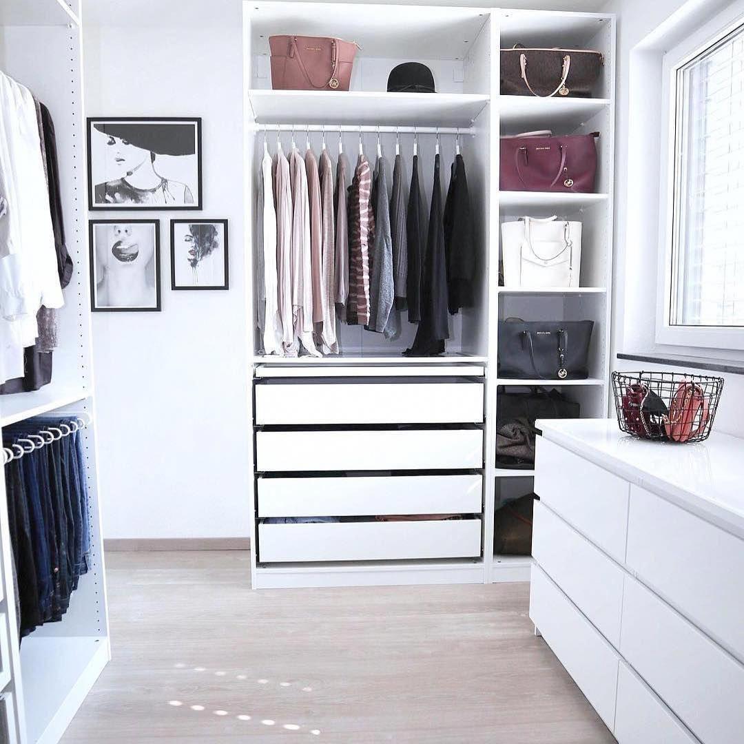So Einfach Gunstig Kannst Du Einen Begehbaren Kleiderschrank Selber Bauen Kleiderschrank Selber Bauen Begehbarer Kleiderschrank Selber Bauen Ankleide Zimmer
