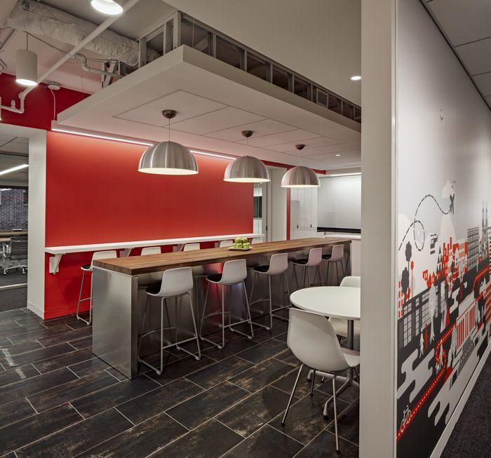 Office tour ogilvy offices washington dc design strategy images pictorial pinterest for Interior design firms washington dc
