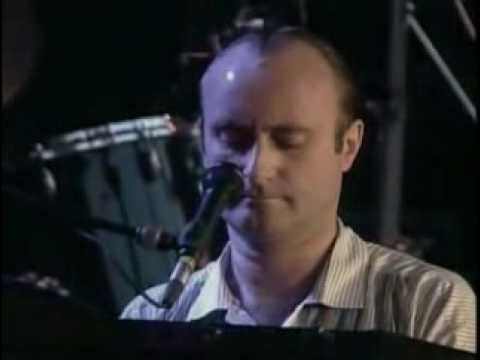 Phil Collins - Do You Remember He's SO GOOD live! | Favorite