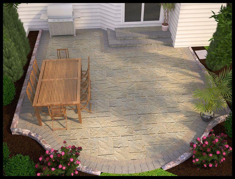 Superb Simple Backyard Patios Part - 5: Backyard · Patio Ideas | Enclosed Patio Designs ...
