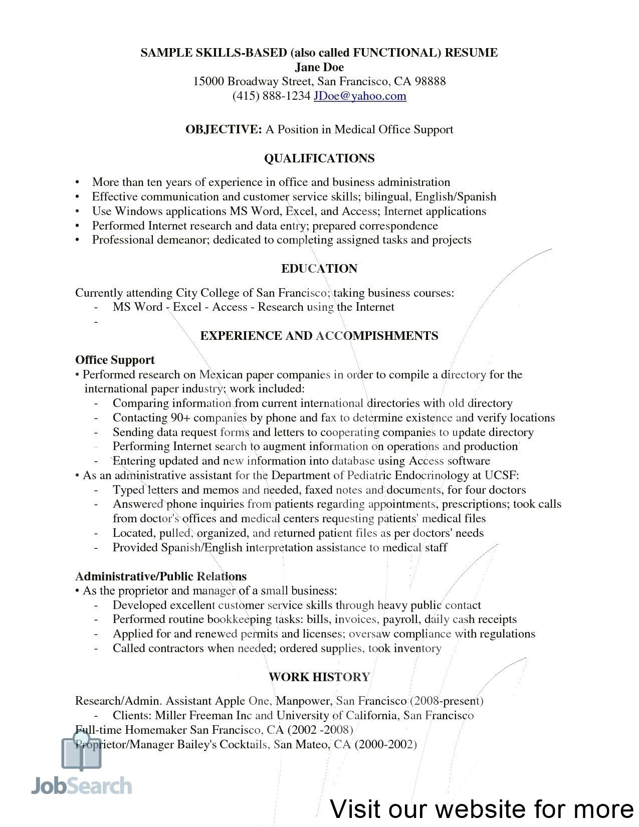 resume template apple Professional in 2020 Resume