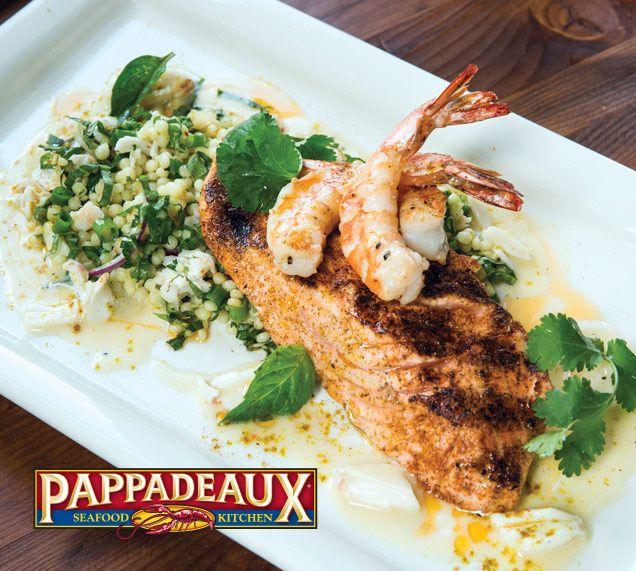 Pappadeaux Seafood Kitchen Nutrition