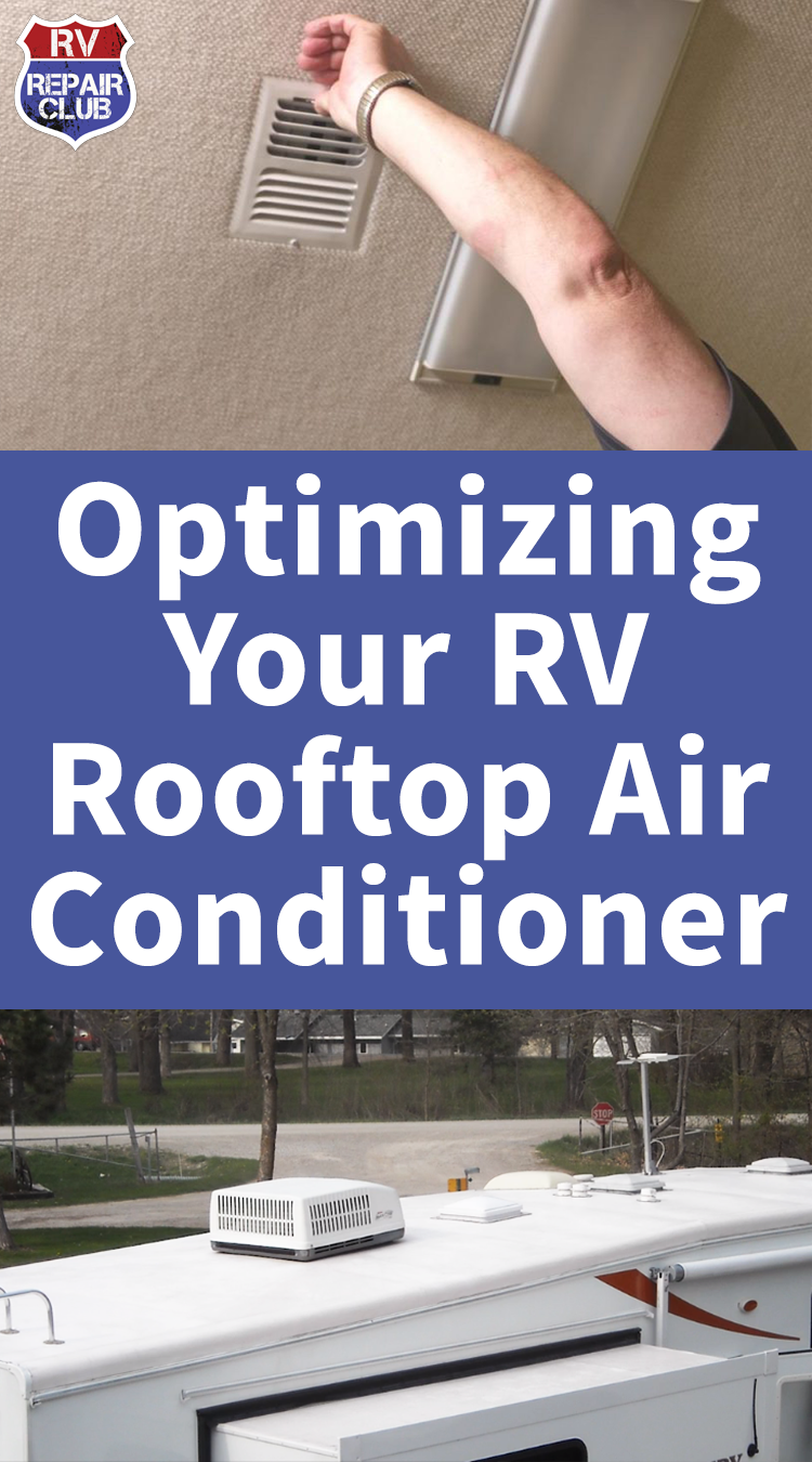 Optimizing Your RV Rooftop Air Conditioning Rv camping
