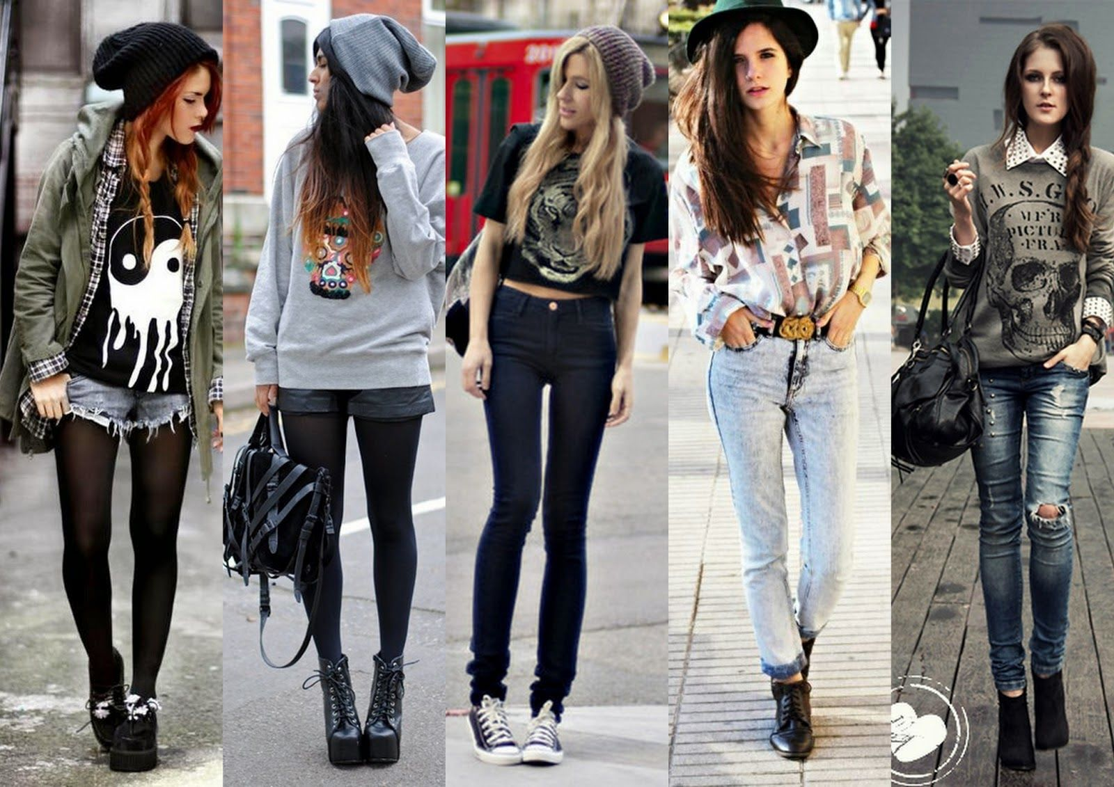 Hipster Frauen Mode Los Secretos De Mi Perchero Moda Hipster Fashion