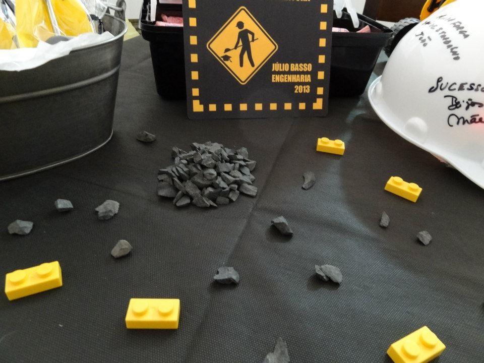 CIVIL ENGINEERING GRADUATION PARTY - mesa doces! CIVIL - civil engineer