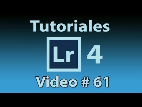 Tutorial Lightroom 4.1(Español) # 61. Sección MAPA. Visibles, Etiquetado...