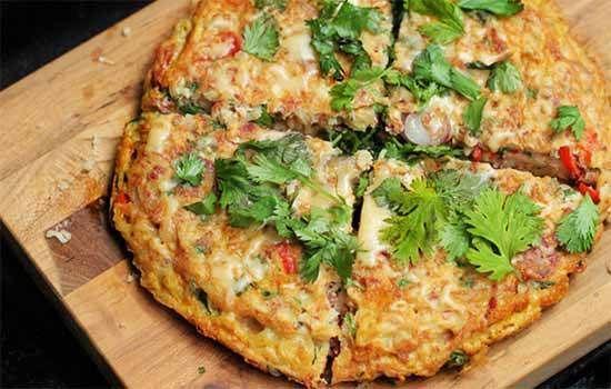 Resep Omelet Mie Praktis Enak Dan Lezat Resep Makanan Resep Makanan