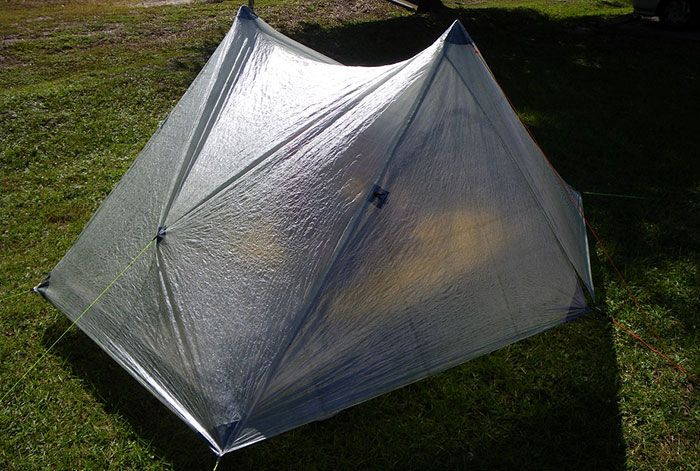 What Is Cuben Fiber And How It S Used For Ultralight Backpacking Gear Ultralight Backpacking Gear Ultralight Backpacking Hiking Tent