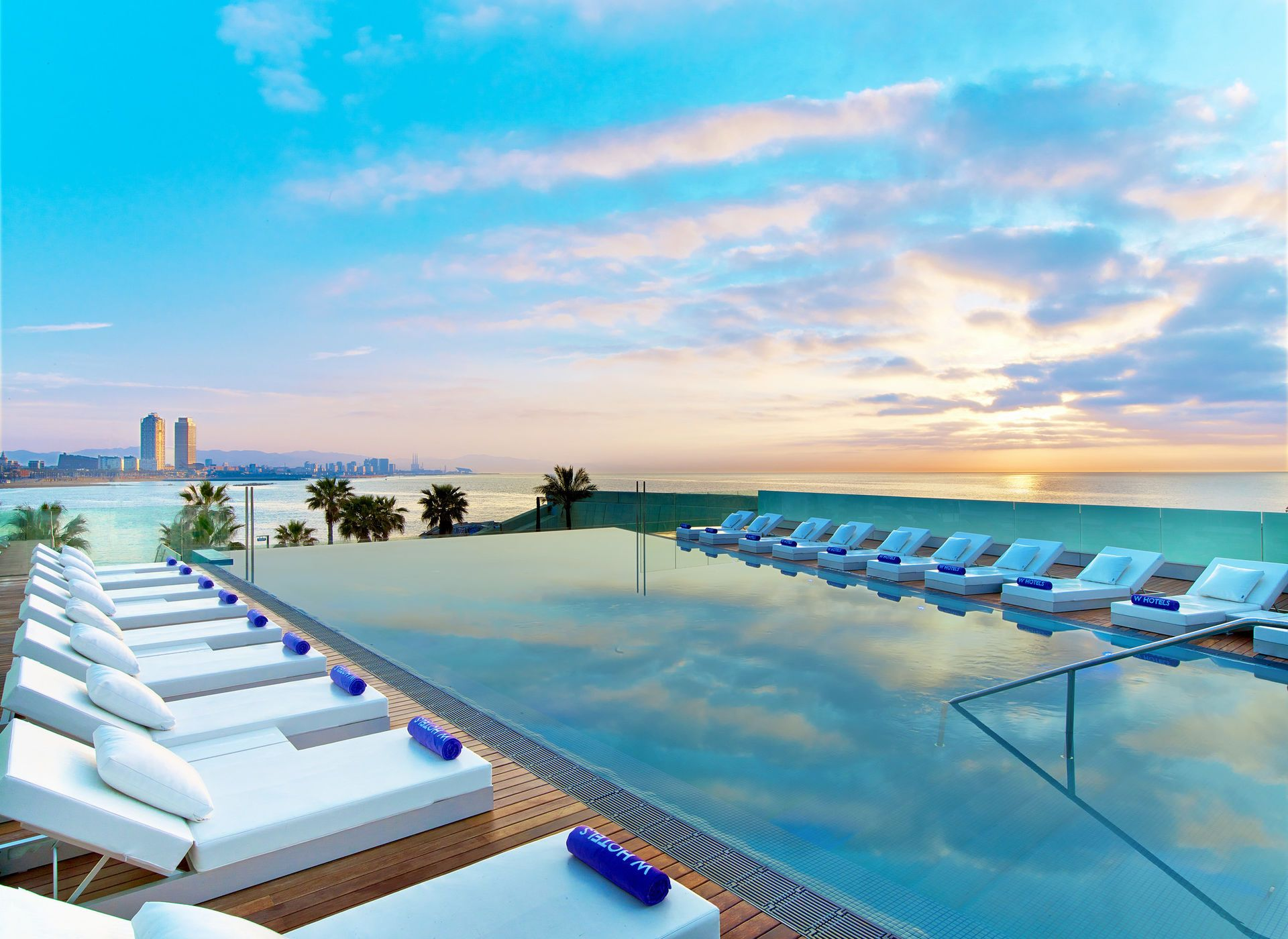 11 Most Stunning Waterfront Hotels In Europe Jetsetter Barcelona Hotels W Hotel Barcelona Best Hotels