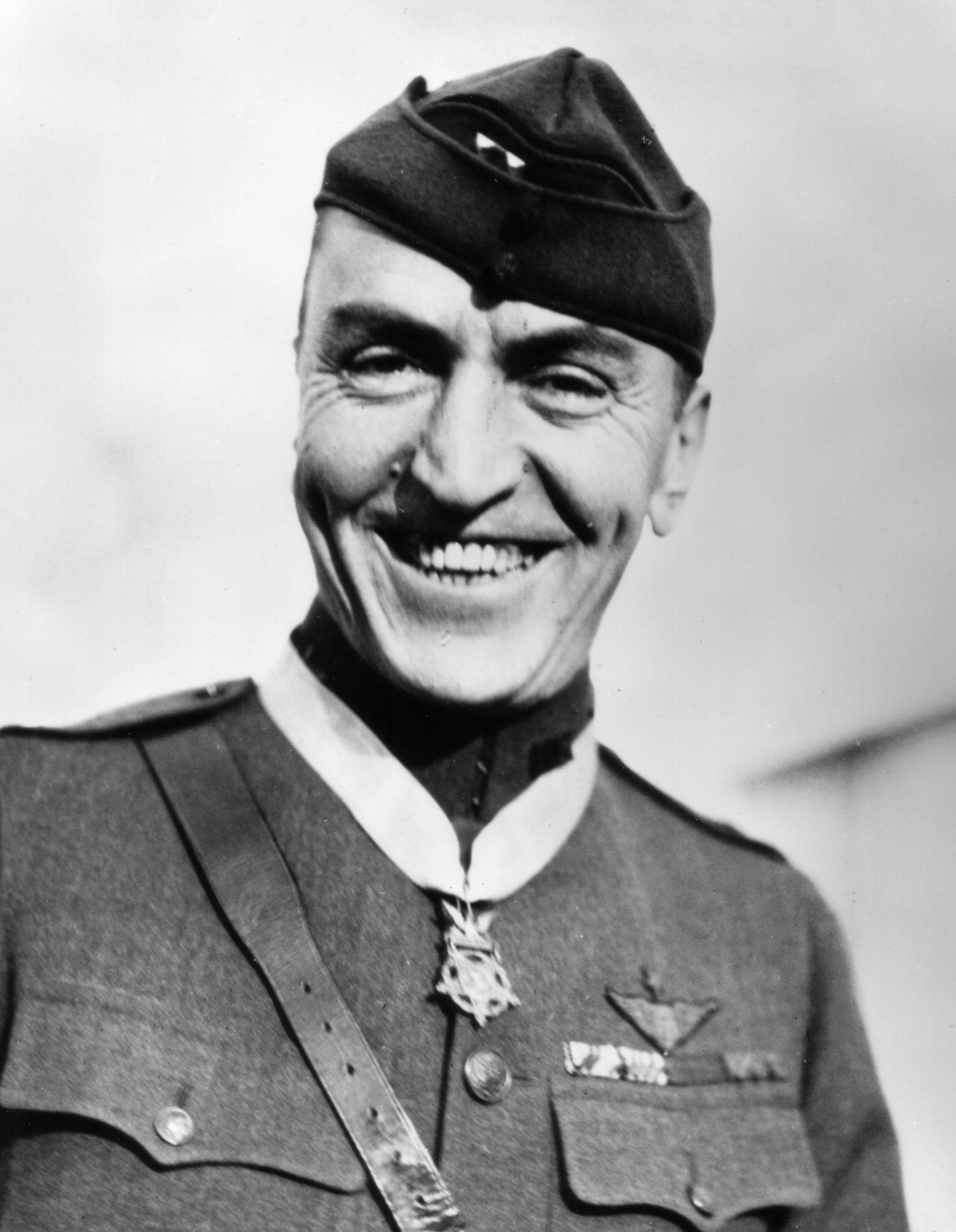 True American hero - Eddie Rickenbacker