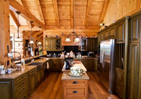 ... Country Farmhouse Kitchen Ideas Part 62