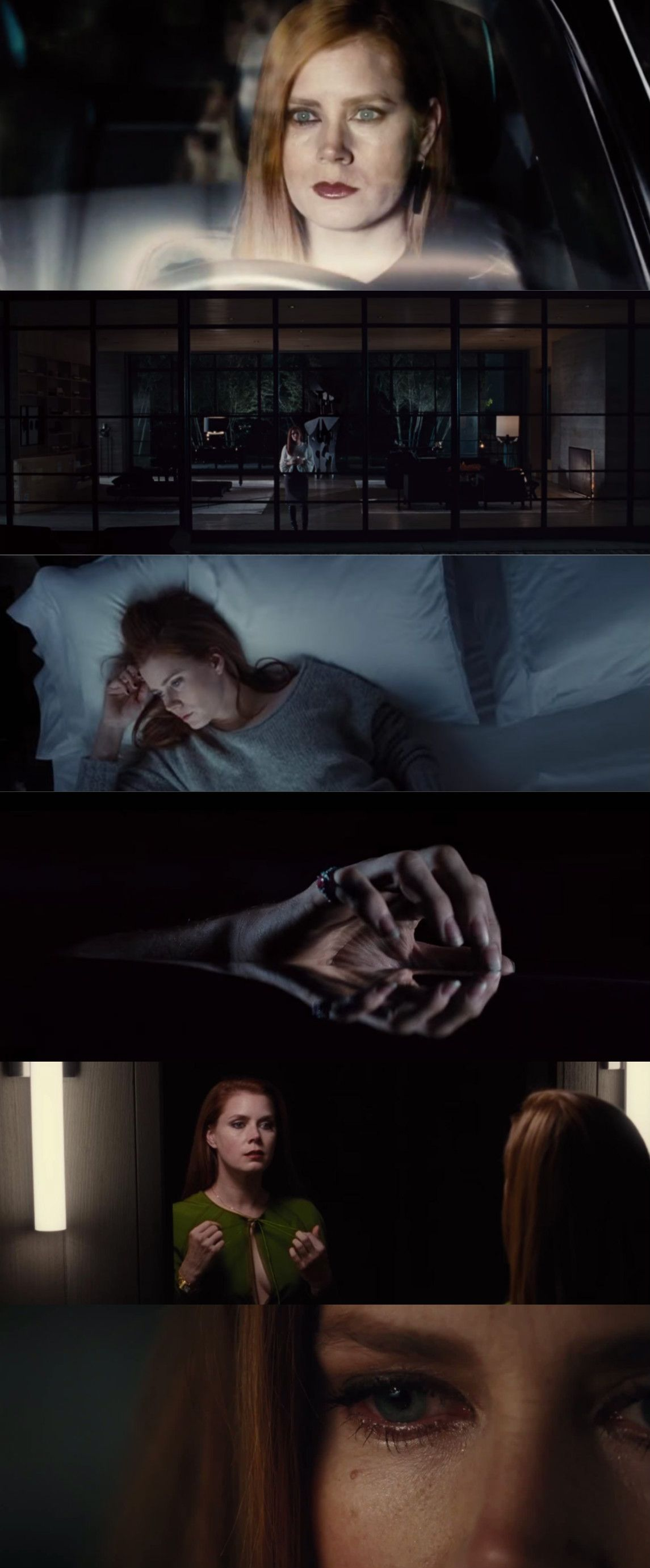 Nocturnal Animals / Reality (2016), d. Tom Ford, d.p. Seamus McGarvey