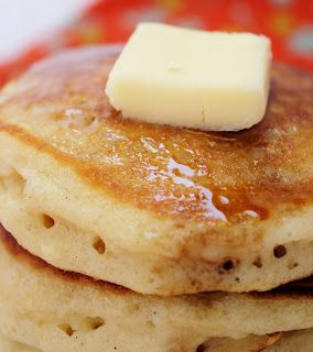 Note to Self:: Buttermilk Pancakes for Daylight Savings Sunday