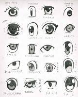 Eyes par osipingi