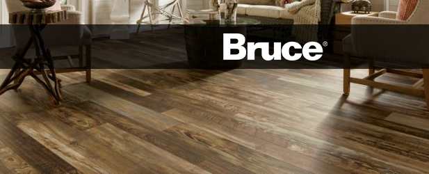 Bruce Laminate Flooring Is A Perfect For Homes With Busy Families