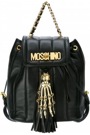 0897ce50addbf Damen Handtaschen - Moschino Skeleton hand backpack
