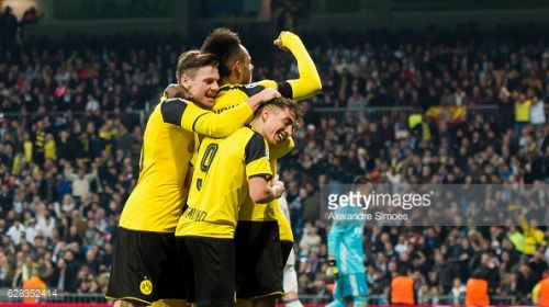 MADRID, SPAIN - DECEMBER 07: Marco Reus of Borussia Dortmund... #lazevtuhinju: MADRID, SPAIN - DECEMBER 07: Marco Reus of… #lazevtuhinju
