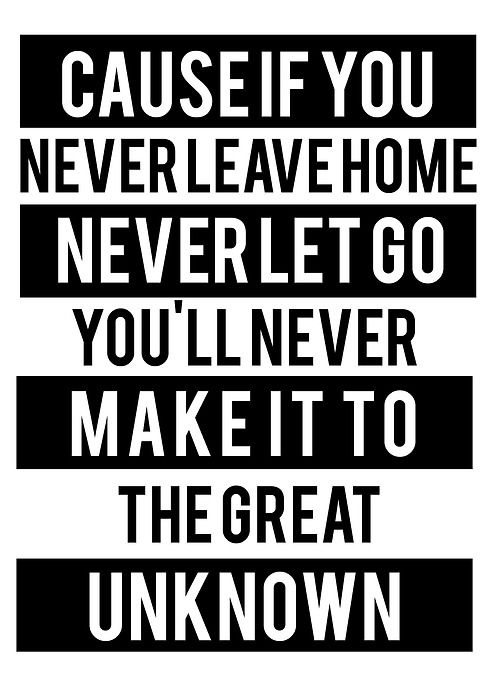 the great unknown inspirational graduation quotes scrapbook
