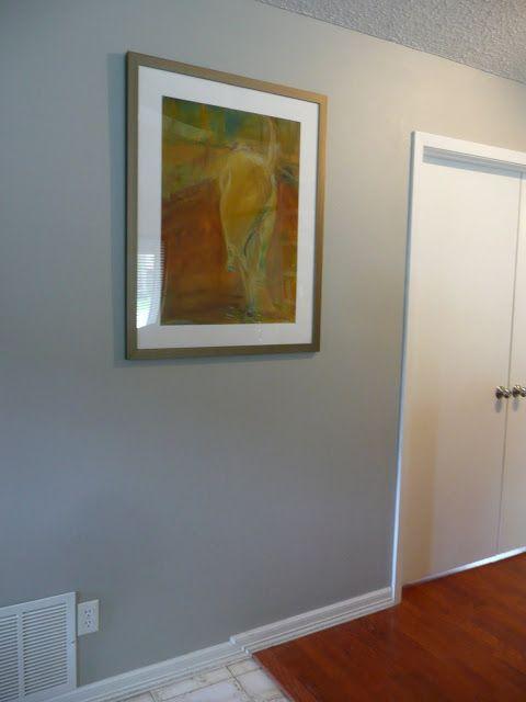 Good Gray Paint Color Behr S Graceful Ul260 10