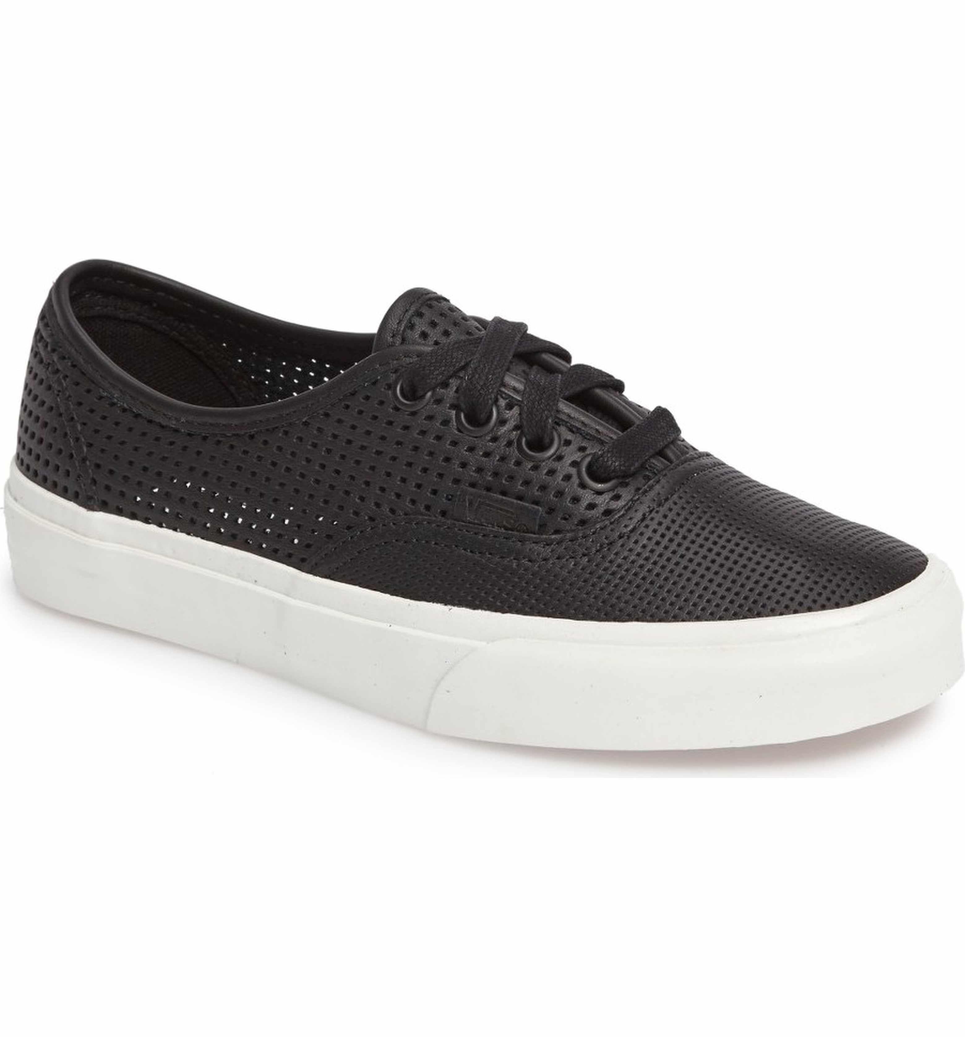 a6039bcb5eaf6d Main Image - Vans Authentic DX Perforated Sneaker (Women)