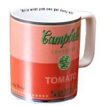 Warholstore.com Campbell's Tomato Soup Mug