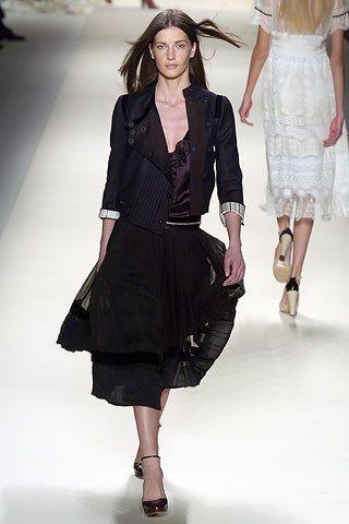 Chloé Fall 2005 Ready-to-Wear Collection Photos - Vogue
