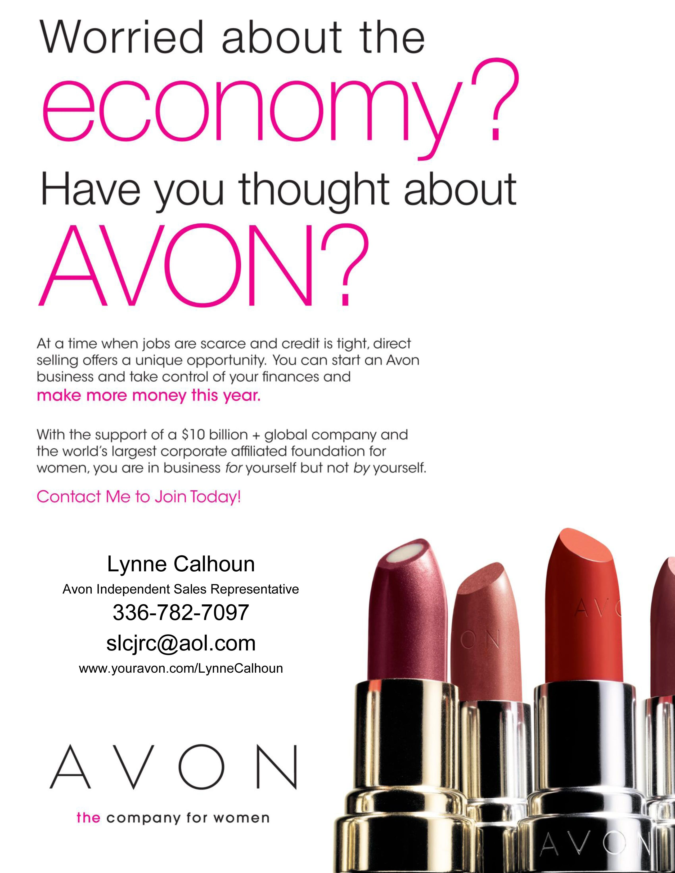 Sell Avon Enter Reference Code To Join My Team