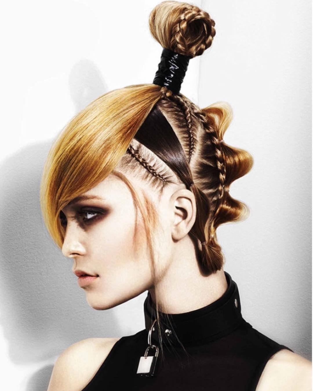 30 Creative And Unique Wedding Hairstyle Ideas: Épinglé Sur Heads Up
