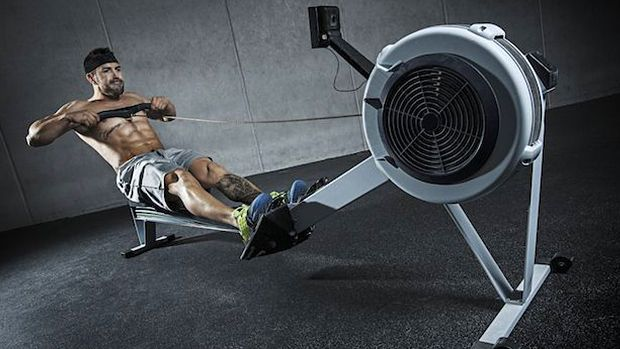 The Concept 2 Rowing machine is a beast like no other What your thoughts  http://garagegymplanner.com/concept2-rowers-why-crossfit-rows/