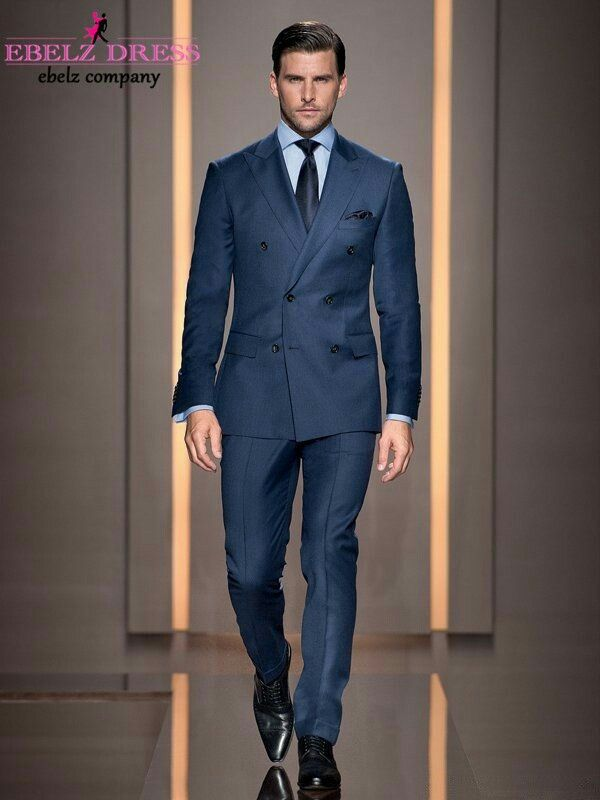 Pin By Milescu Ana On Cobalt Blue Pinterest Mens Suits Mens