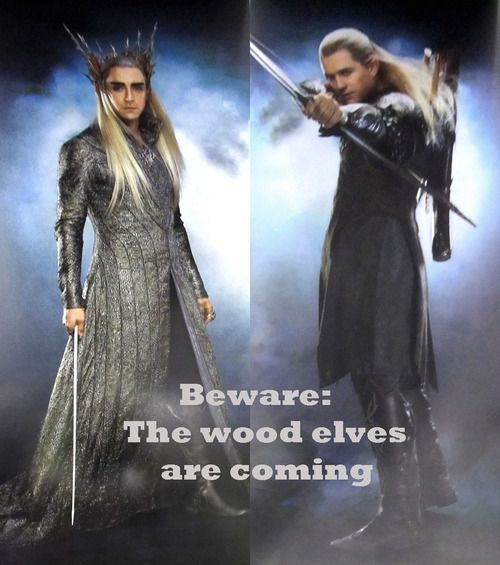 Next Hobbit Movie Yes The Wood Elves Are Coming Geeky