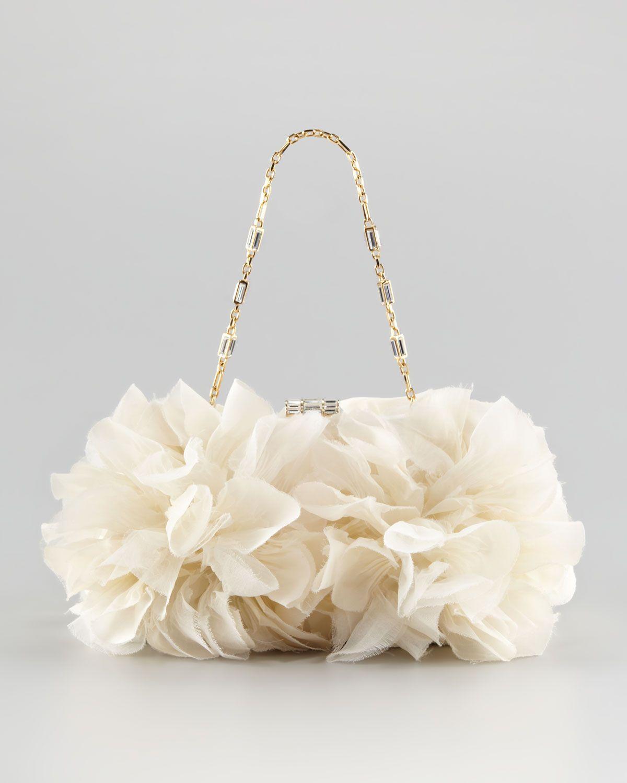 e4895820 Judith Leiber Brooke Floral Clutch Bag | carteras originales y ...