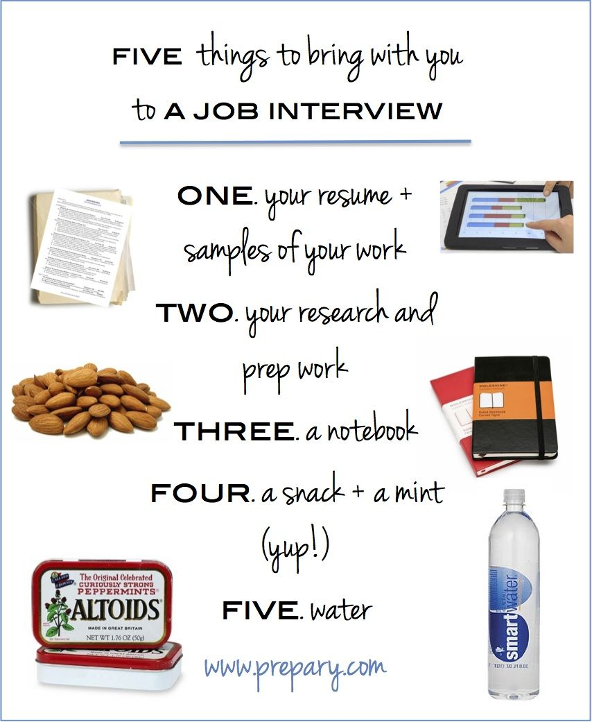 What To Bring With You To A Job Interview Job Interview Tips Job Interview Job Posting