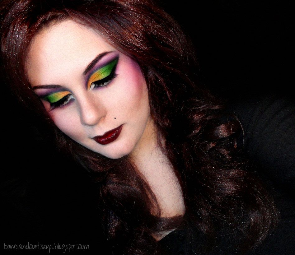Look pretty yet fierce with witches Inspired makeup this Halloween ...